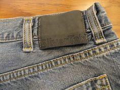 Men's Silver Tab  Baggy Levi Jeans 38X34 #LeviSilverTab #BaggyLoose