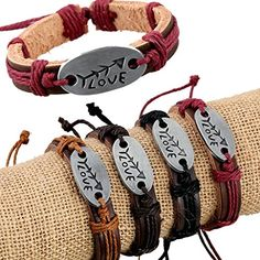 Gnzoe Jewelry, Men/Womens Leather Bracelet Bead Bangle Cu... https://www.amazon.com/dp/B01HDKGM60/ref=cm_sw_r_pi_dp_r.TBxb4AZ7XH3