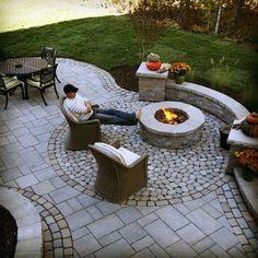 Outdoor Patio Designs, Diy Patio, Outdoor Decor, Budget Patio, Patio Table, Backyard Designs, Paver Patio Designs, Patio Bar, Modern Patio