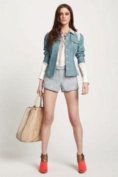 Elie Tahari: colección primavera 2012(zapatos :)
