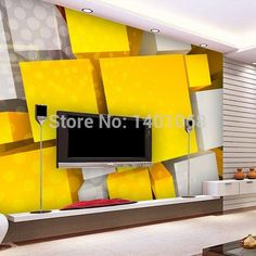 Online Cheap High Quality Modern Luxury Wallpaper 3d Wall Mural Papel De Parede Photo Wall Paper Fashion Geometry Papeis De Parede 3d By Yao133 | Dhgate.Com