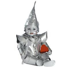 "Adora Tin Man The Wizard of OZ 20"" Baby Doll, 75th Anniversary   Adora"