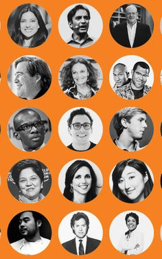 Introducing Fast Company's Most Creative People In Business 1000