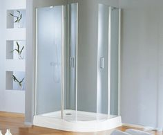 Shower enclosure by Samo
