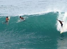 Late drop, Barbados - epic surf thanks to Hurricane Bill