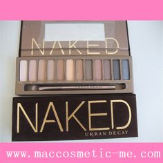 Naked Eye Shadow 12 Color 14.80$