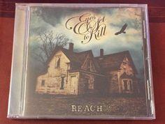 Eyes Set To Kill - Reach CD New Sealed