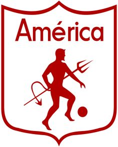 America De Cali of Colombia crest. Cali Colombia, Colombia Football, Soccer Logo, Captain Tsubasa, Crest Logo, Sports Clubs, Sports Logos, Soccer World, Book Of Life