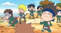 Team Guy is assigned to go on patrol with Shikamaru's team, and the genius ninja hopes to pick the lease troublesome route. Neji And Tenten, Shikamaru, Naruto Shippuden, Boruto, Naruto Sd, Anime Naruto, Fairy Tail Love, Cartoons Love, Anime Reviews