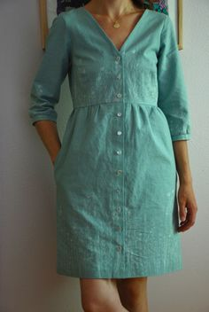 Darling Ranges dress by Megan Neilson.