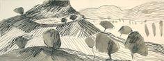 Castell I - Dyffryn Clwyd - Eleri Mills