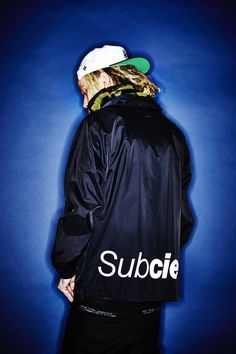 SUBCIETY   AUTUMN/WINTER COLLECTIONS 2016   SUBCIETY OFFICIAL SITE