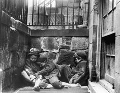 """How the Other Half Lives: Studies Among the Tenements of New York (1890) was an early publication of photojournalism by Jacob Riis, documenting squalid living conditions in New York City slums in the 1880s. It served as a basis for future """"muckraking"""" journalism by exposing the slums to New York City's upper and middle classes."""