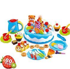Kitchen Toys Play Set