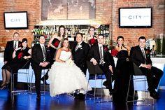 Amanda + Ron | Caesars Windsor Wedding » Eryn Shea Photography Blog | Windsor Ontario Wedding Photographer Windsor Ontario, Farm Wedding, Amanda, Destination Wedding, Bloom, Formal Dresses, Farms, Ribbon, Photography