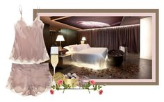 """""""Beauty & the Boudoir"""" by roccoco100 ❤ liked on Polyvore"""
