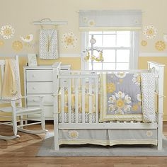 Nursery idea!! Love everything about it!