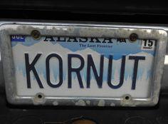 Vanity License Plates, Vanity Plate, Coffee Cans, Names, Creative, Humor