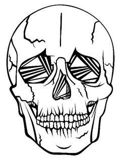 Strepik Skull Tattoo #t4aw #strepik #skull #tattoo