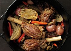 How to braise (Bon Appetit mag)