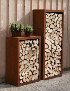 regal massivholz regale für brennholz