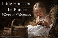 Little House on the Prairie Books & Activities | www.beyondthecoverblog.com
