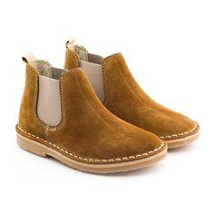 Boni Benoit - chaussure enfant en daim BONI CLASSIC SHOES