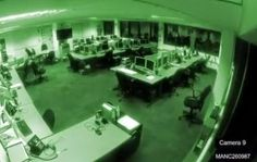 Hora do trabalho?...Estranhos acontecimentos em escritório ás 03:00 da manhã.