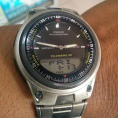 Casio AW 80  #Casio #Jam_Tangan #Illuminator