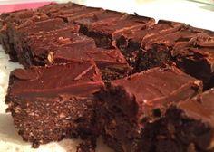 Healthy Weetbix Chocolate Slice