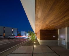 A2-house is a minimalist house located in Fukuoka, Japan, designed by Architect Show. The home is characterized by its closed-off facade, hi...