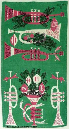 Tammis Keefe – Holiday Horns, Green