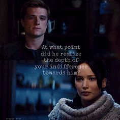 """""""At what point did he realize the depth of your indifference towards him?"""" """"I'm not indifferent"""" """"don't lie! You promised."""""""