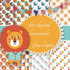 Kit digital Leãozinho gratis