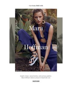 #Goodies #New #vavavoom #EstherHeesch 4 #Shopbop Mara Hoffman Clothing Spring 2017 ⭐️⭐️⭐️⭐️⭐️⭐️⭐️⭐️⭐️⭐️ #model #fashionmodel #fanblog #fashion #photography #fashionphotography #adcampaign #catalog #catalogue #lookbook #hairstyle #hair #style #makeup #natural #naturallook #effortless #beauty #onlinestore #MaraHoffman #spring #spring2017