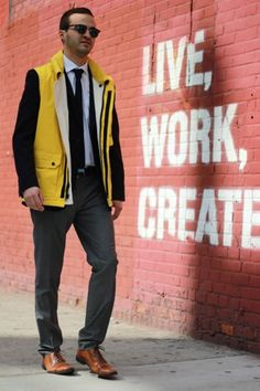Yellow Vest by Survivalon