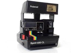 Polaroid 600 Camera 80'S Style Drucker