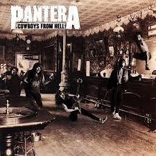 pantera albums