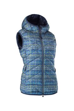 The highly fashionable 2017 Mountain Force Women's Cass Down Midlayer Ski Casualwear Vest is a must have for any fashionista.2017 Mountain Force Women's Cass Down Midlayer Ski Casualwear Vest