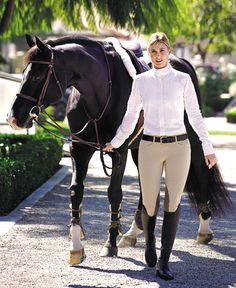 The Romfh Wellington Side Zip Euroseat Breech is made with all of the bells and whistles of top-shelf European brands at a fraction of the cost.