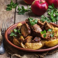 Enjoy our collection of online recipes from kitchens like yours. Browse breakfast recipes, lunch recipes, dinner recipes, dessert recipes and more. Confort Food, Pork Stew, Dinner Club, Pork Recipes, Game Recipes, Recipies, Southern Recipes, Pot Roast, Beef Stroganoff