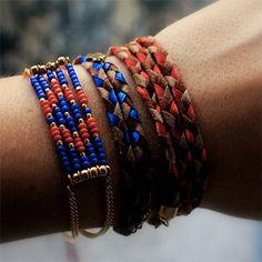 Bracelets BOHEME CHIC & INDIENNE