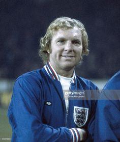 Bobby Moore of England circa 1974 Foto di attualità   Getty Images