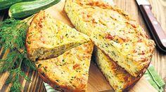Cina... De Slăbire. 6 Rețete Ușoare, De Seară | Libertatea Paleo Zucchini Recipes, Zucchini Pie, Zucchini Torta Recipe, Crustless Pie Recipe, Vegetable Pie, Pie Shop, Sweet Spice, Greek Recipes, Vegetable Dishes