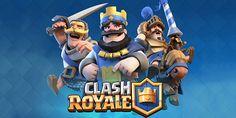 En muy poco tiempo podrás descargar Clash Royale desde la tienda Google Play…