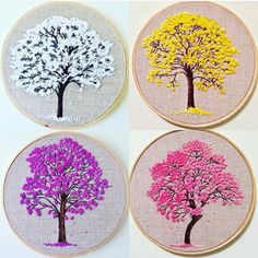 New embroidery designs by hand inspiration beautiful french knots ideas New Embroidery Designs, French Knot Embroidery, Crewel Embroidery Kits, Embroidery Flowers Pattern, Embroidery Supplies, Japanese Embroidery, Silk Ribbon Embroidery, Embroidery Jewelry, Embroidery Needles