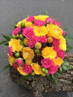 Floral Wreath, Bright, Wreaths, Colorful, Home Decor, Floral Crown, Decoration Home, Door Wreaths, Room Decor