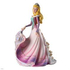 Enesco Disney Showcase Aurora Couture de Force Figurine, 8-Inch