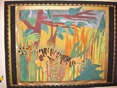 henri rousseau art projects - Google Search