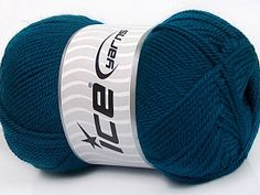 Dora Dark Teal at Ice Yarns Online Yarn Store Ice Yarns, Online Yarn Store, Dark Teal, Fiber, Content, Sport, Baby, Deporte, Dark Blue